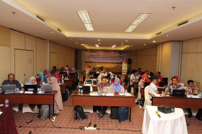 BIMTEK Pendampingan Penyusunan RBA dan Laporan Keuangan BLUD Puskesmas Kabupaten Kutai Timur 2019