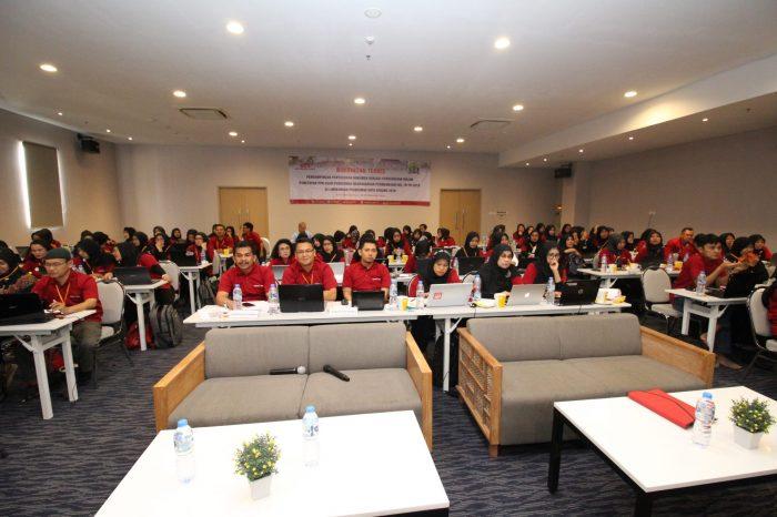 BIMTEK Pendampingan Penyusunan Dokumen Persyaratan PPK BLUD Puskesmas Kota Serang 2019